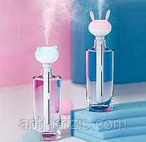 Увлажнитель воздуха Baseus Magic wand humidifier белый с розовым