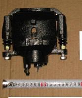 Суппорт передний левый с ABS Джили МК/МК2/ГС6 / Geely MK/MK2/GC6  1014001809-01