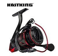 Катушка безынерционная KastKing Sharky III Spinning Fishing Reel Size 4000 5:2:1, 18 кг