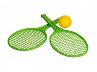 Теннис малый Технок (2 ракетки+мяч)