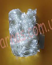 Светодиодная гирлянда штора 480LED white (10-1)