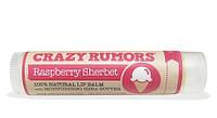 Бальзам для губ Crazy Rumors  Raspberry Sherbet «Малиновый щербет»