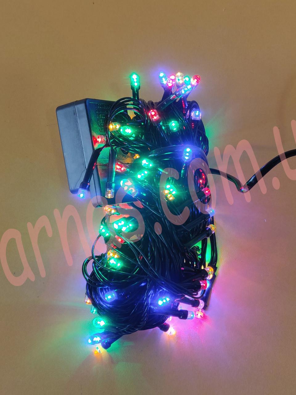 Светодиодная гирлянда 90 LED RGB (7-4)