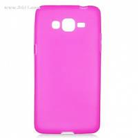 Чехол силиконовый для Samsung Galaxy Grand Prime (G530/G531) pink