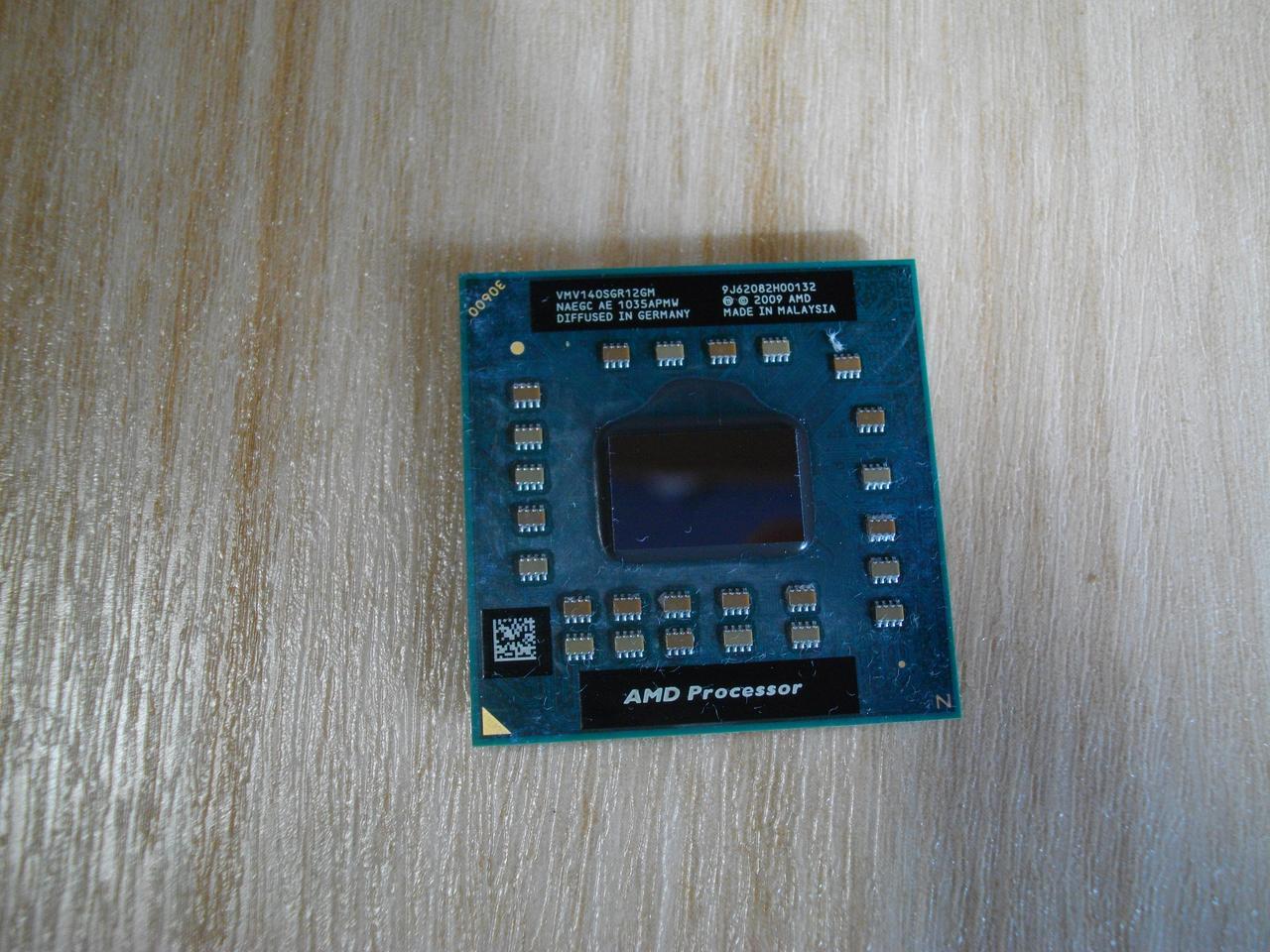 Процессор VMV140SGR12GM Процесор AMD V Series V140, 2.3 GHz, , Socket S1