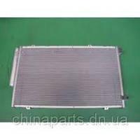 Радиатор кондиционера Geely LC Cross(GX2) / LC Panda / Джили ЛС Кросс (ГХ2)  1017009712