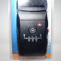 55009.001 Ремень для чемодана кодовый Enrico Benetti