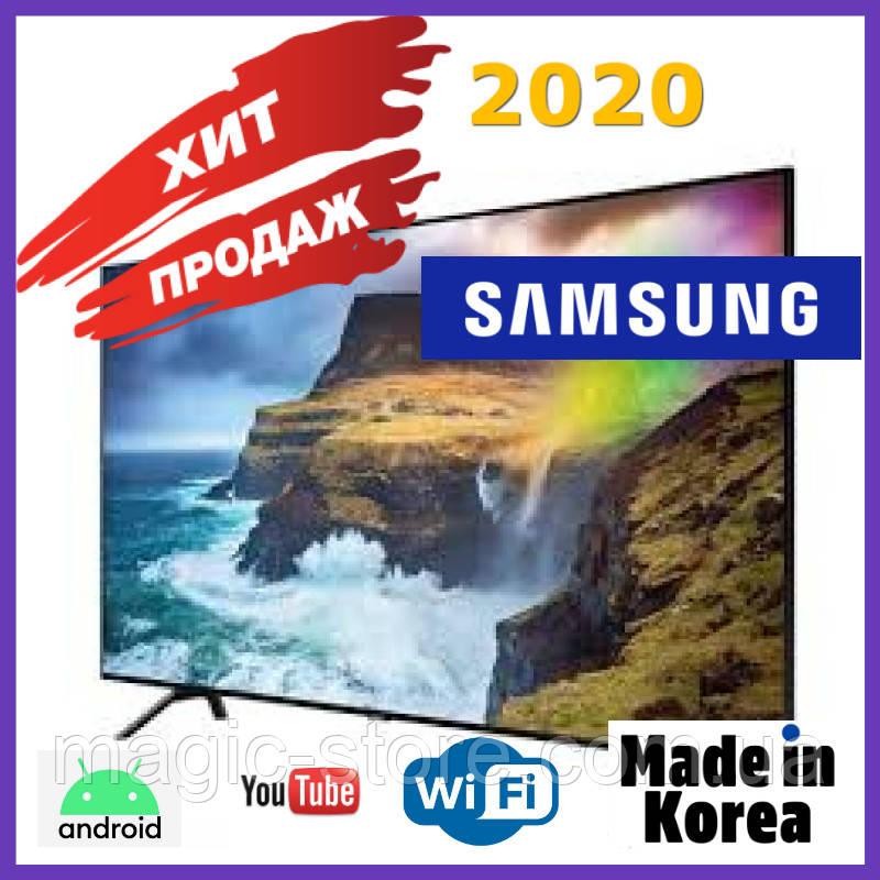 Телевізор 42 Samsung UHD 4K Smart TV Android 9.0 WIFI T2 Смарт тв Самсунг Гарантія Новинка 2020