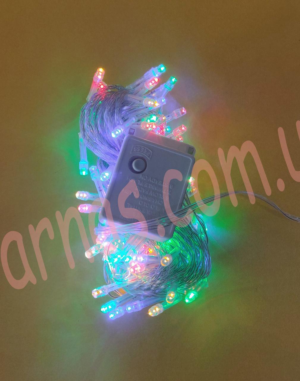 Світлодіодна гірлянда 90 LED RGB (7-4a)