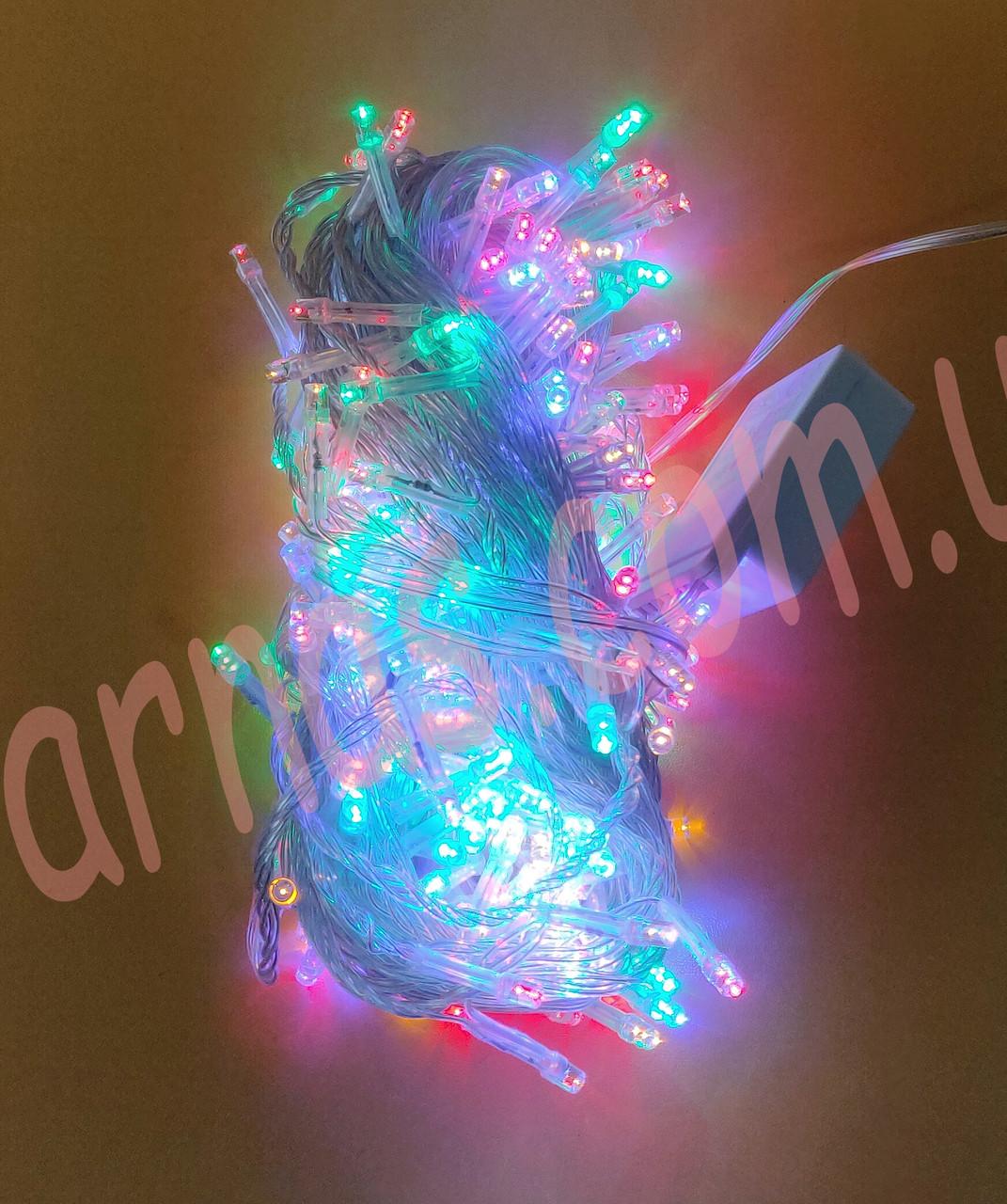 Светодиодная гирлянда 270 LED RGB (7-6a)