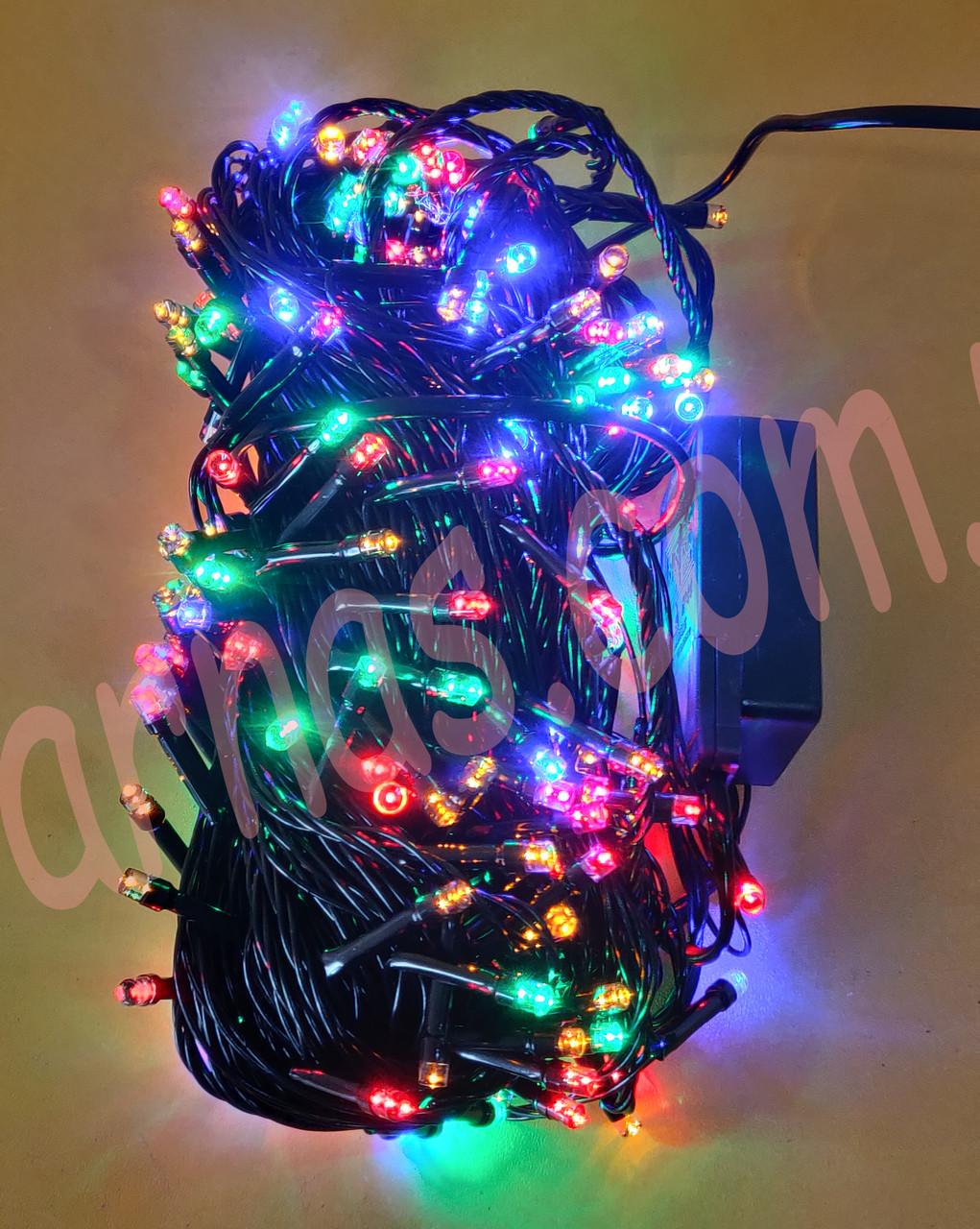 Светодиодная гирлянда 270 LED RGB (7-6)