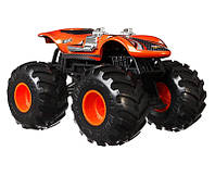 Hot Wheels Monster Truck Twin Mill GJG70 1:24 Монстер Трак Монстер Джем Monster Jam Mattel