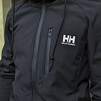 Мужская куртка (весна\осень) HELLY HANSEN черная