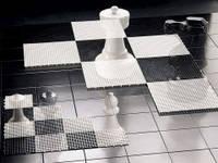 Шахматное игровое поле Rolly Toys
