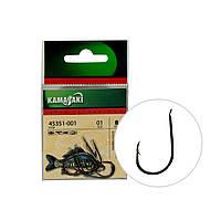 Крючок Kamasaki Carbon P807 BN №4 (10шт)