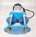 Каретка електрична для тельфера вантажопідйомністю до 1000 кг, фото 9