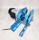 Каретка електрична для тельфера вантажопідйомністю до 1000 кг, фото 2