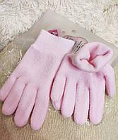 Маска перчатки для рук Косметические многоразовые с лечебным гелем увлажняющие Spa восстановление 50 проц
