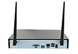 Набор видеонаблюдения (4 камеры) WiFi kit, Регистратор + 4 камеры видеонаблюдения, Беспроводной, фото 7