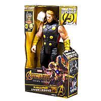 Игровая фигурка супергерой Тор, герои Марвел Мстители, GO-818