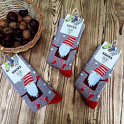 Махровые женские носки V&T socks