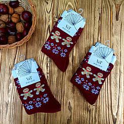Шкарпетки махрові жіночі V&T socks