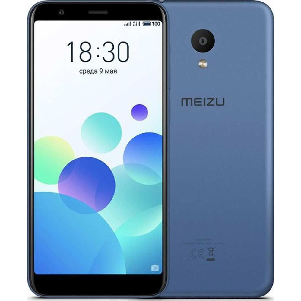 Meizu M8C M810H blue Global Version