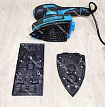Вібраційна шліфмашина KRAISSMANN 250 MS-A 12, фото 7