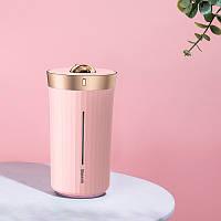 Увлажнитель воздуха Baseus Whale Car&Home Humidifier розовый