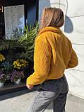 Куртка женская вельветовая демисезонная 13-330, фото 7