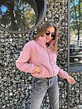 Куртка женская вельветовая демисезонная 13-330, фото 4