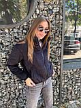 Куртка женская вельветовая демисезонная 13-330, фото 6