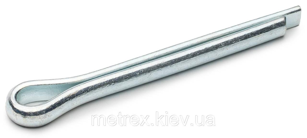 Шплинт разводной оцинкованный DIN 94 1.6х10 мм.