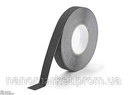 Протиковзка абразивна клейка стрічка HESKINS H3401N (3 метри, ширина 25 мм, чорна)