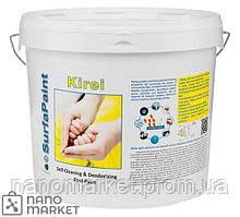 Фотокаталітична термоізоляційна фарба з ефектом самоочищення NANOPHOS SURFAPAINT KIREI PAINT (10 л)