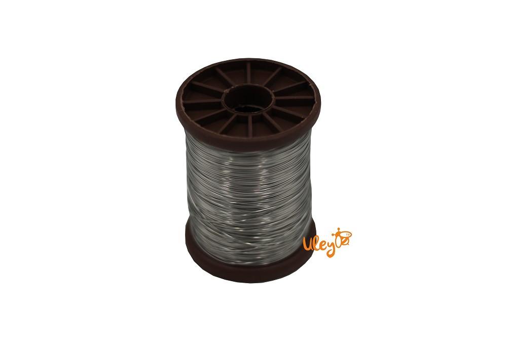 Проволока пчеловодная из нерж. Стали AISI 304 - 0,5 кг., диаметр проволоки 0,55 мм