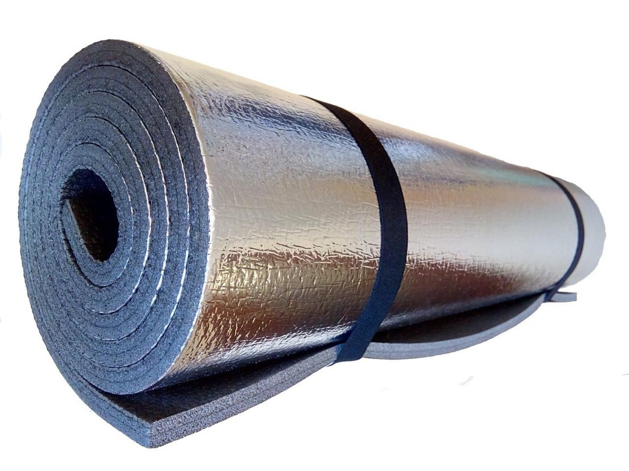 Термо-каремат фольгированный «ТЕРМО-12» 1800x600x12 мм