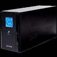 Ибп для ПК LogicPower LPM-L1100VA (770W) LCD