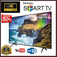 Samsung Smart TV 42* Android 9.0 ULTRA HD, 4K, WIFI, T2 Телевизор Самсунг Смарт тв