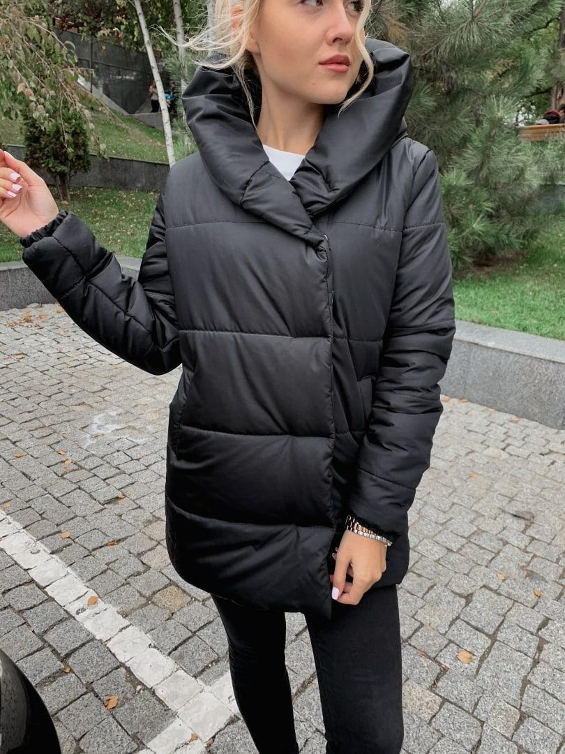 Женская теплая куртка Зефирка Разные цвета