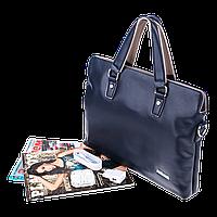 Новорічний подарунок для чоловіка,Кожаная сумка, мужская. Vormor