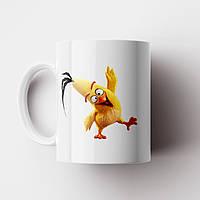Чашка Angry Birds. Кружка с фото, фото 1