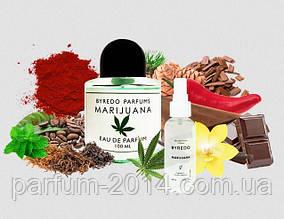 Унисекс парфюм Byredo Marijuana 68 мл (лиц.) духи аромат запах
