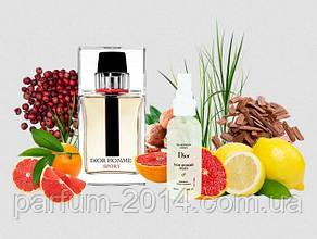 Чоловічий парфум Christian Dior Homme Sport 68 мл (осіб.) парфуми аромат запах