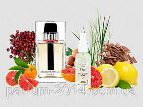 Мужской парфюм Christian Dior Sport Homme 68 мл (лиц.) духи аромат запах
