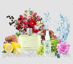 Мужской парфюм Lacoste Essential 68 мл (лиц.) духи аромат запах