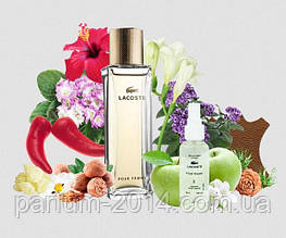 Женский парфюм Лакоста Пур Фем Желтая Lacoste Pour Femme 68 мл (лиц) духи аромат запах тестер пробник