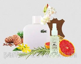 Чоловічий парфум Eau De Lacoste Lacoste L. 12.12: Blanc 68 мл (осіб.) парфуми аромат запах