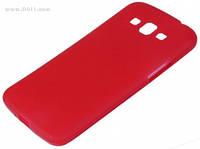 Чехол силиконовый для Samsung Galaxy Grand 2 Duos (G7102) red