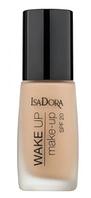 IsaDora Тональна основа Wake Up Make-Up Foundation SPF 20 08 - Honey